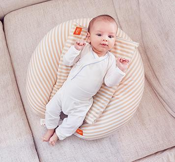 Avoid baby vomiting after feeding